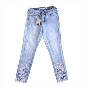 Seven7 Ankle Skinny  Limited Edition Jeans